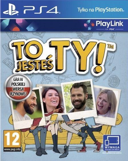 To Jesteś Ty! PS4 1