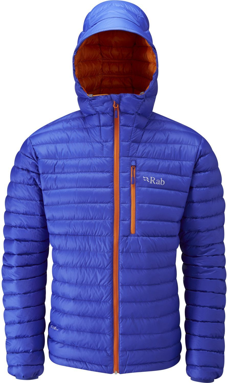 d7185591 RAB Męska Kurtka Puchowa Microlight Alpine Jacket Czarna r. XXL ID  produktu: 1425515