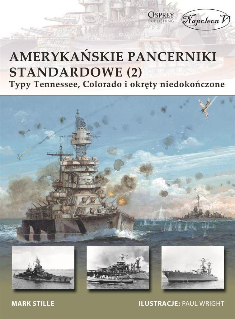 Amerykańskie pancerniki standardowe (2) 1