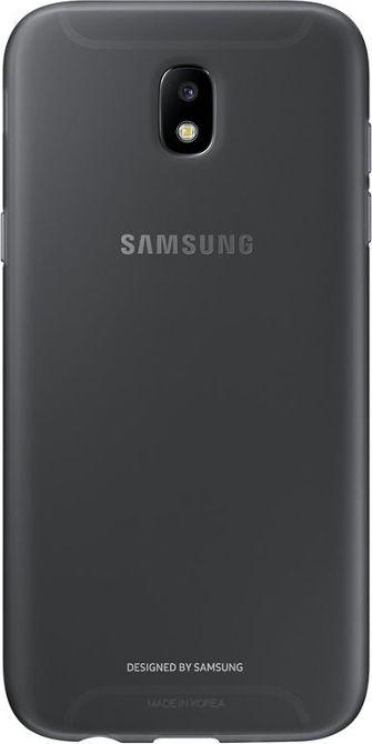 Samsung etui Jelly Cover do J3 2017 J330 wersja EU czarne (EF-AJ330TBEGWW) 1