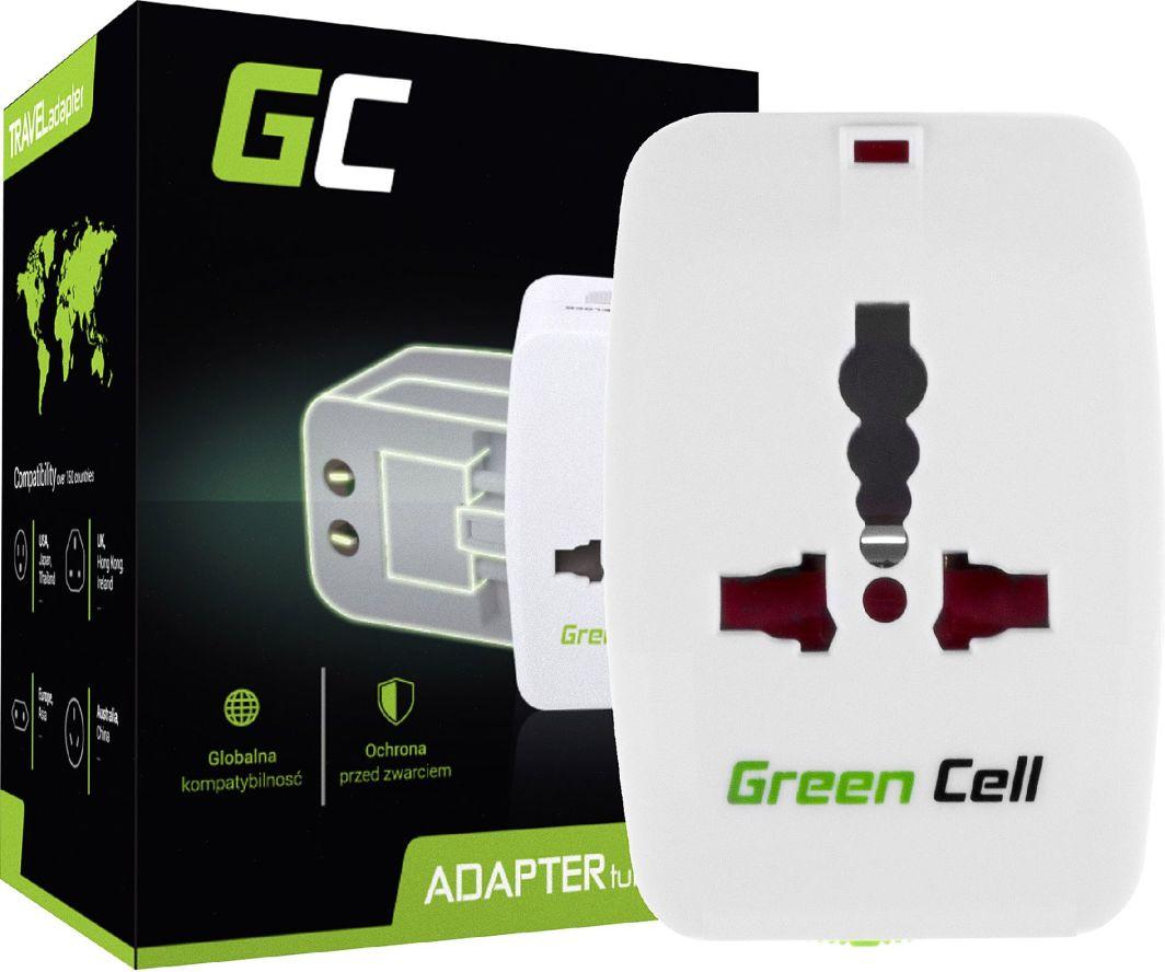 Green Cell Adapter do gniazdka elektrycznego (AK39) 1