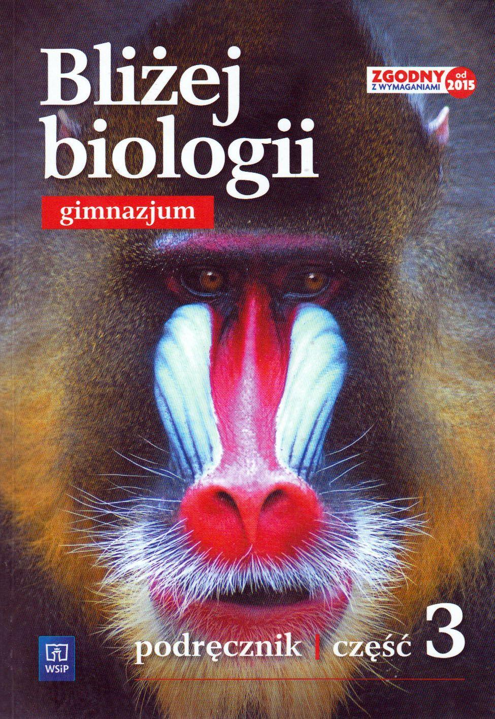 podręcznik do biologii klasa 8 wsip pdf