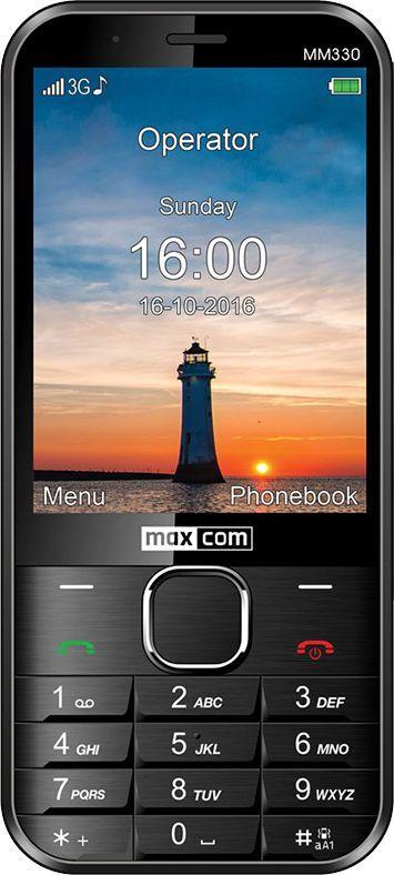 Telefon komórkowy Maxcom MM 330 CLASSIC (MAXCOMMM330) 1