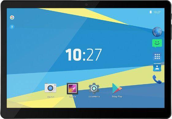 "Tablet Overmax Qualcore 1027 10.1"" 16 GB 4G LTE Czarny  (OV-QUALCORE 1027 4G) 1"