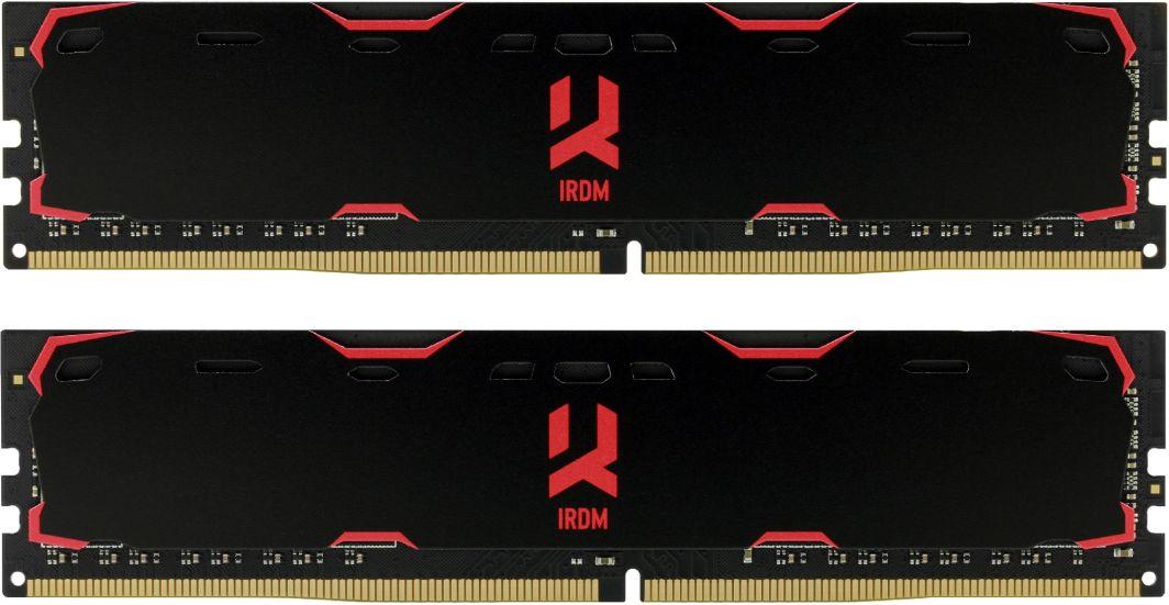 Pamięć GoodRam DDR4, 8 GB, 2400MHz, CL17 (IR-2400D464L17S/8GDC) 1