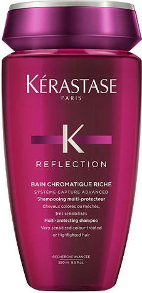 Kerastase REFLECTION Bain Chromatique Riche Kąpiel do włosów koloryzowanych średnio i mocno uwrażliwionych 250 ml 1