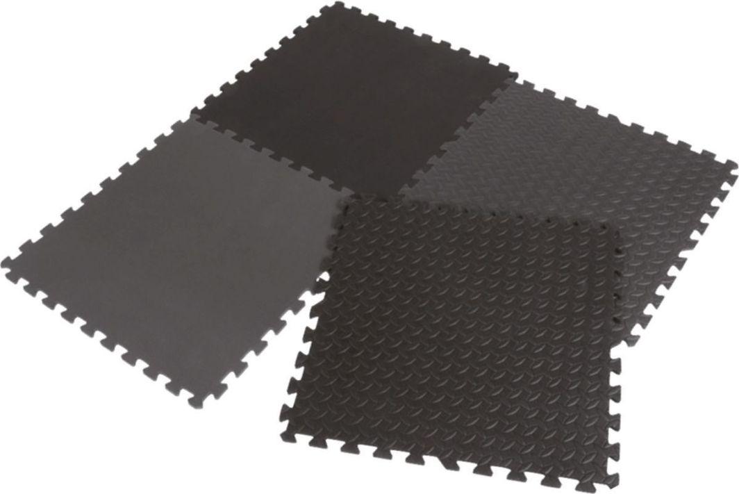 Victoria Sport Mata puzzle 61X61cm czarna 1