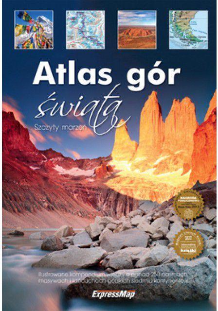 Atlas gór świata. Szczyty marzeń. Wyd. II (146036) 1