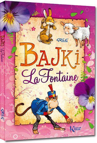 Bajki La Fontaine TW 1
