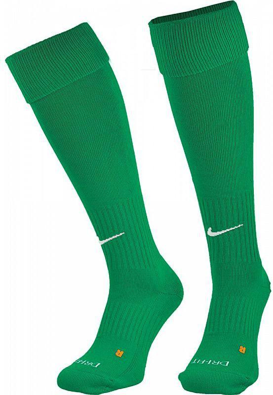 Nike Getry piłkarskie Classic II Cush Over-the-Calf zielone r. M (SX5728-302) 1