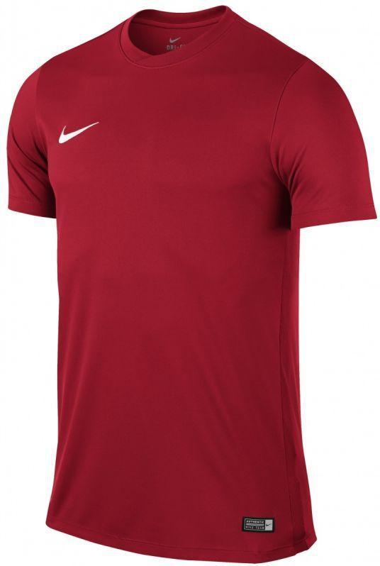 Koszulka damska Nike Dry Team Park VI czerwona piłkarska