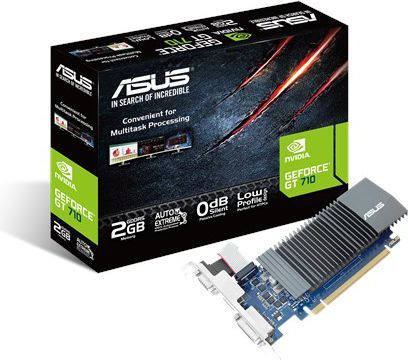 Karta graficzna Asus GeForce GT 710 2GB GDDR5 (GT710-SL-2GD5) 1