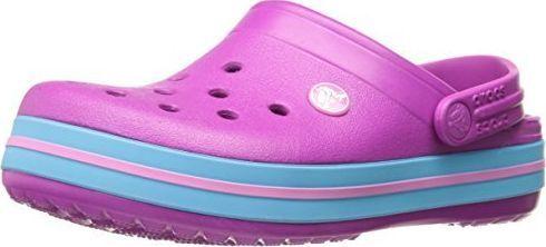 Crocs buty dziecięce Crocband Clog vibrant violet r. 28 29 ID produktu: 1457827