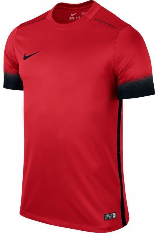 e8ff073909899d Nike Koszulka piłkarska Laser III M czerwono-czarna r. XXl (725890-657)