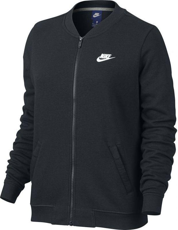 27ee19ac6 Nike Bluza damska Sportswear Fleece czarna r.S (829401-010) w Sklep -presto.pl