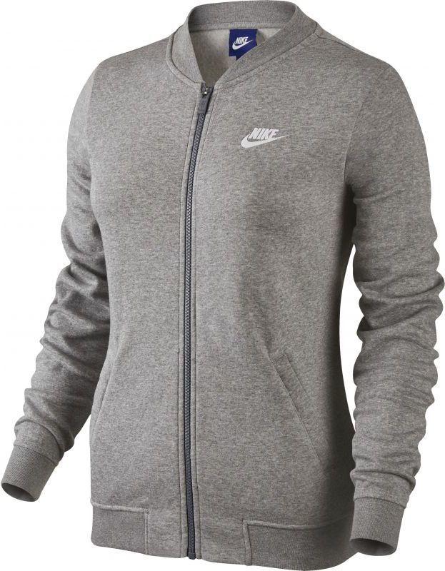 Nike Bluza damska Sportswear Fleece szara r.M (829401 063) ID produktu: 1460980