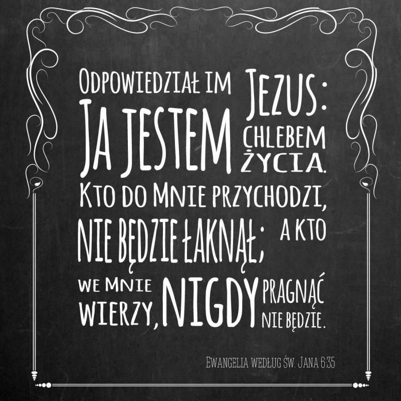 Szaron Podstawka korkowa - Odpowiedział im Jezus - 225882 1