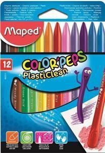 Maped Kredki Colorpeps pastele olejne 12 kolorów (175495) 1