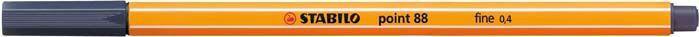 Stabilo CIENKOPIS STABILO POINT SZARY PAYNEA - 88/98 1