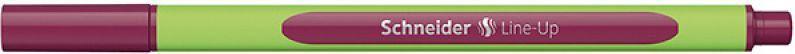 Schneider CIENKOPIS SCHNEIDER LINE-UP 04MM KARMINO - SR191019 1