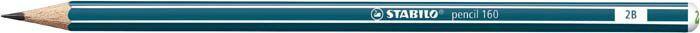 Stabilo Ołówek Pencil 160 2b Petrol (160/2B) 1