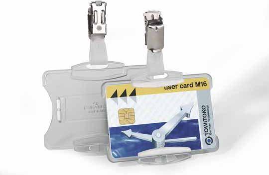 Durable Etui do Kart Identyfikacyjnych (8118-19) 1