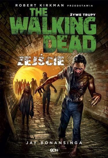 The Walking Dead. Żywe trupy. Zejście 1