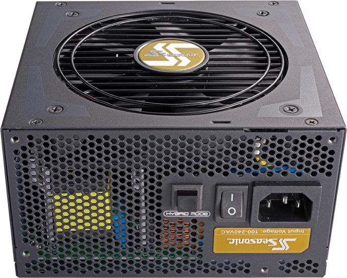 Zasilacz SeaSonic Focus Plus Gold 650W (SSR-650FX) 1