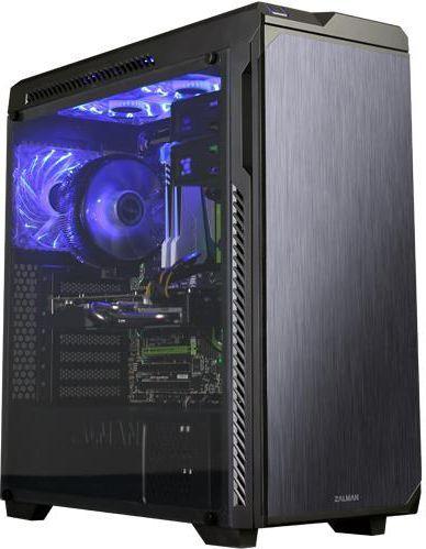 Obudowa Zalman Z9 Neo Plus (Z9 NEO PLUS BLACK) 1