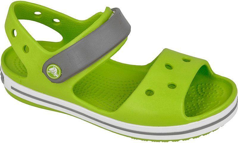 b1c0285c95e91 Crocs Sandały dziecięce Crocband zielone r. 28-29 (12856) w Sklep-presto.pl