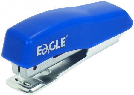 Zszywacz Eagle 1011A niebieski 8 kartek EAGLE (237482) 1