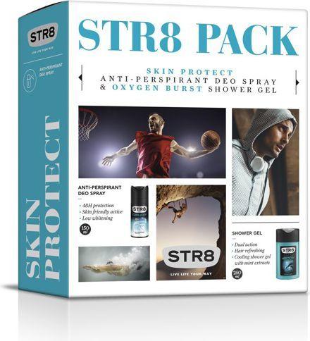 STR8 Skin Protect Zestaw prezentowy 1