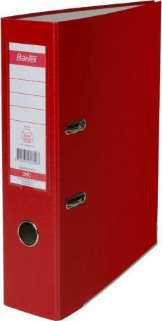 Segregator Bantex XXL dźwigniowy A4 80mm czerwony (1046-09) 1