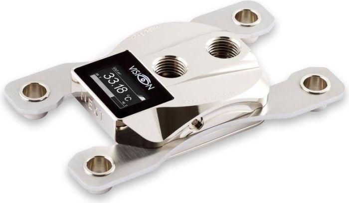 Aqua Computer Next Vision AM4 Nickel (21711) 1