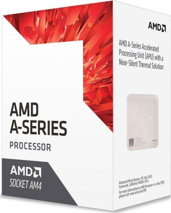 Procesor AMD A10 9700, 3.5GHz, BOX (AD9700AGABBOX) 1