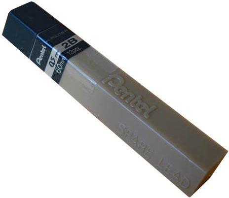 Pentel Wkład do ołówka (05-2B) 1