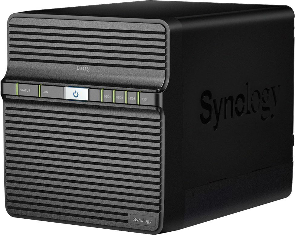 Serwer plików Synology DS418j 1