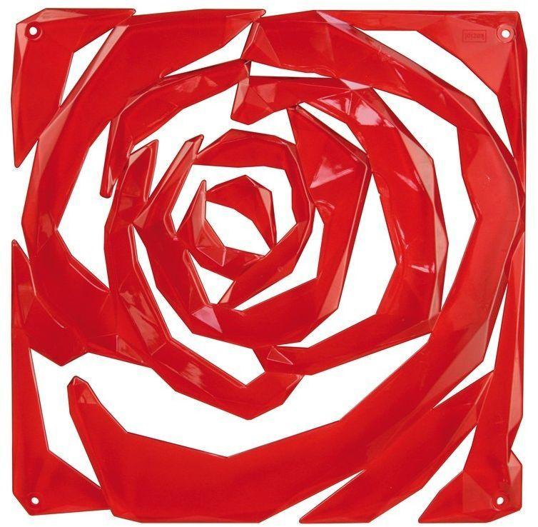 Koziol Panel dekoracyjny Romance czerwony (KZ-1118536) 1