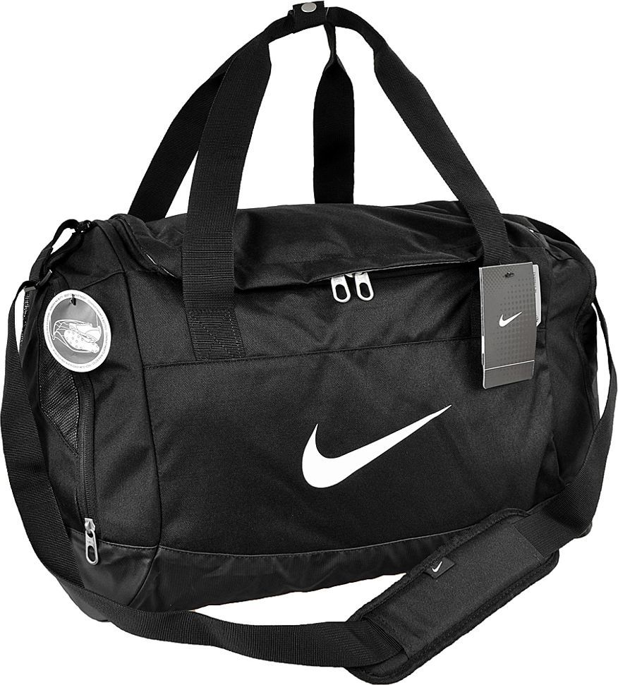 051caf8376760 Nike CLUB Torba sportowa mała czarna (12490) w Sklep-presto.pl