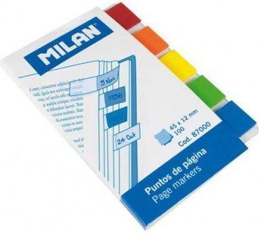 Milan Indeksy przeźroczyste (235721) 1