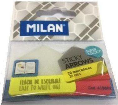 Milan Indeksy przeźroczyste strzałki (235724) 1