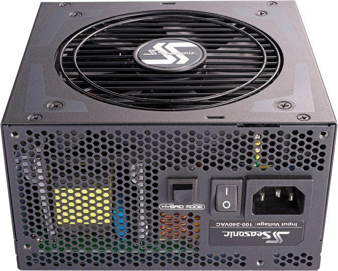 Zasilacz SeaSonic Focus Plus Platinum 650W (FOCUS-PX-650) 1