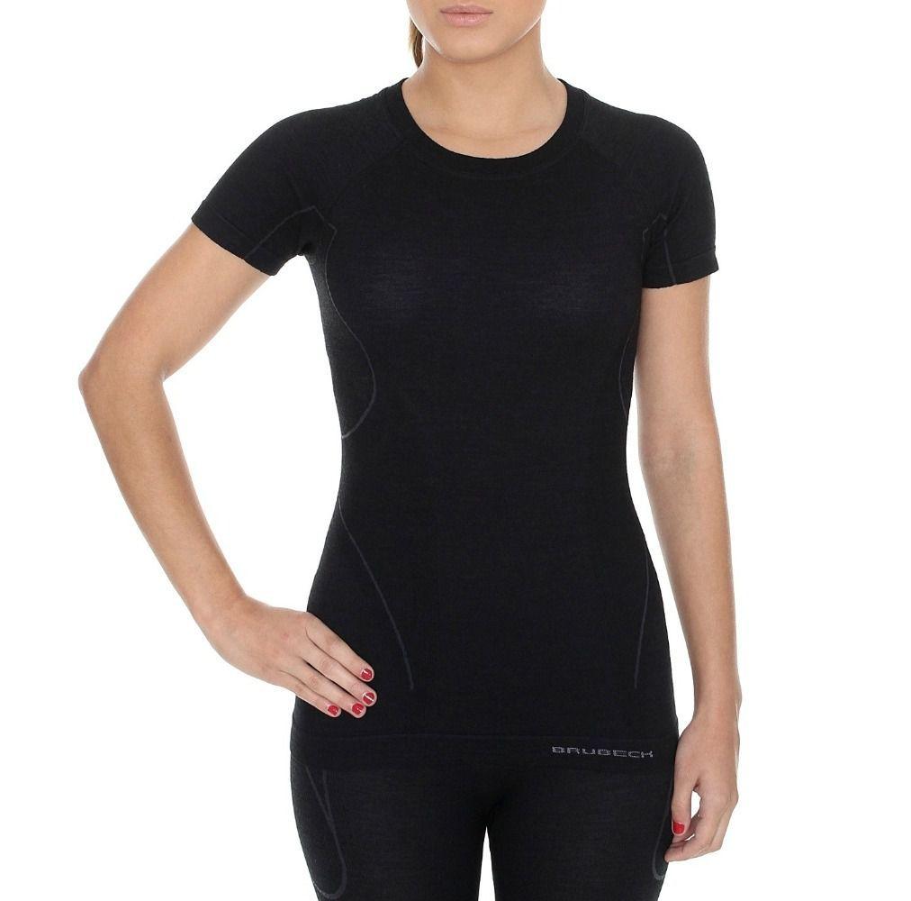 4f Koszulka damska H4Z17 BIDB001G czarna r. LXL