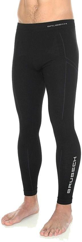 Brubeck Spodnie męskie Wool czarne r. XXL (LE11120) 1