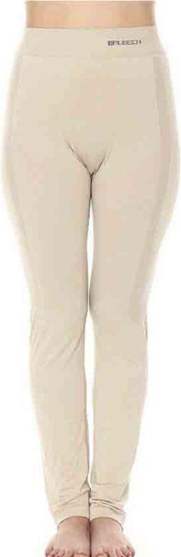 Brubeck Spodnie damskie COMFORT NIGHT r.S beżowe (LE11780) 1