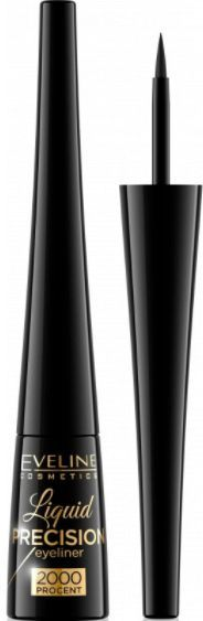Eveline Eyeliner Liquid Precision Matt 3ml 1