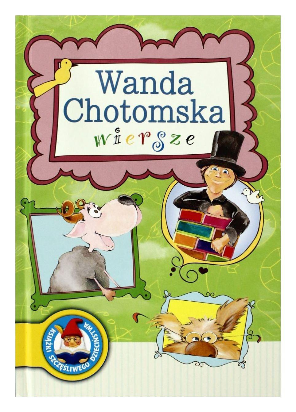 Wanda Chotomska Wiersze 40484 Id Produktu 1492737