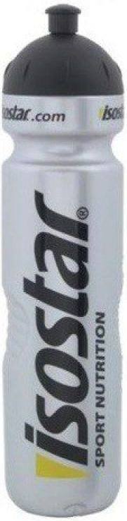 Isostar Bidon 1000ml srebrno-czarny (672) 1