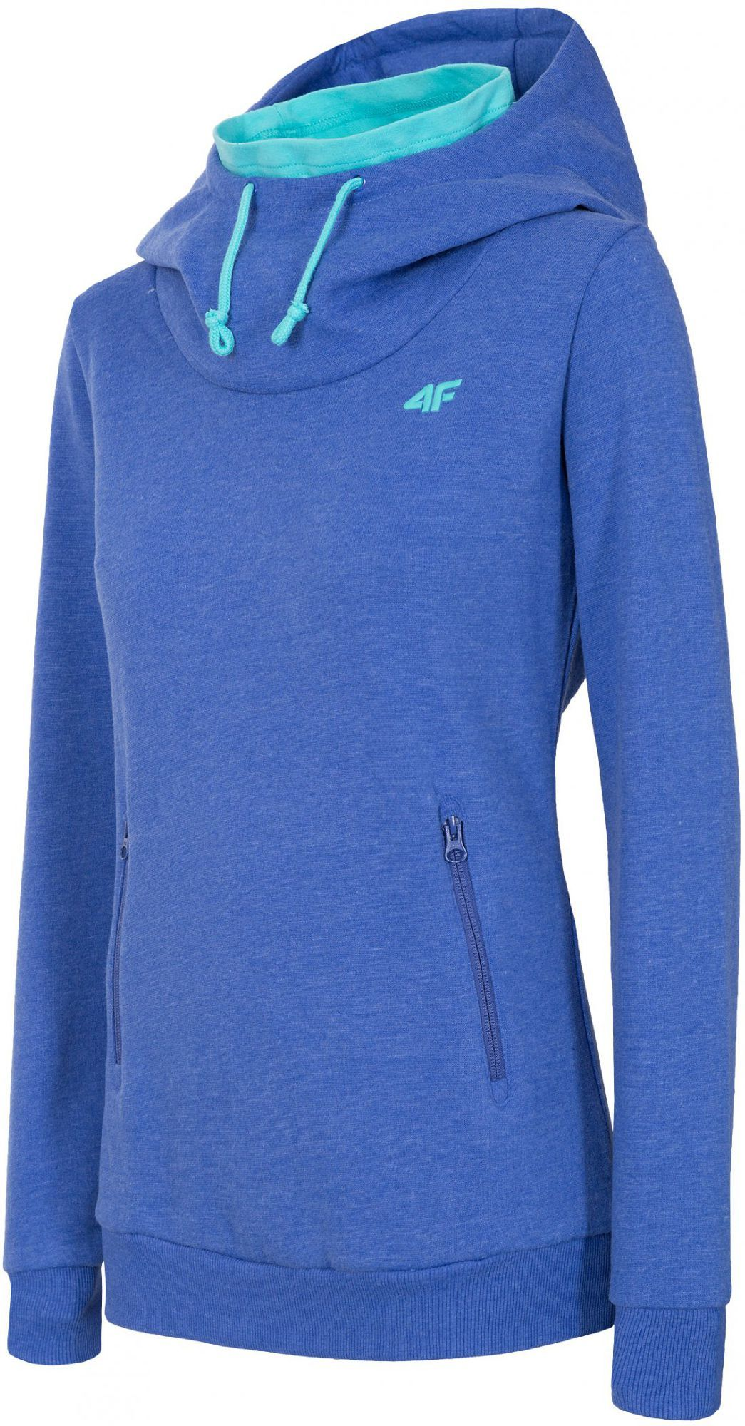 bluza 4f męska niebieska