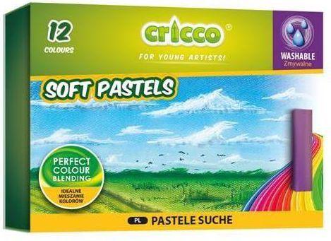 Cricco Pastele suche 12 kolorów (227307) 1